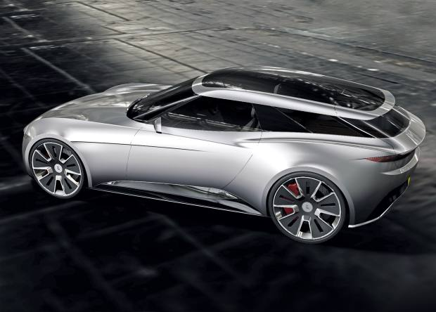 The Alcraft Motor Company's GT is due to enter production in 2019 as a two-seater shooting brake with a predicted 600hp and super-fast acceleration