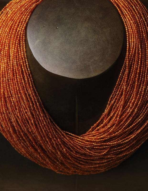 Hemmerle coral necklace, price on request.