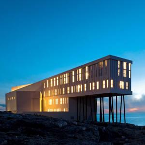 Newfoundland's Fogo Island Inn