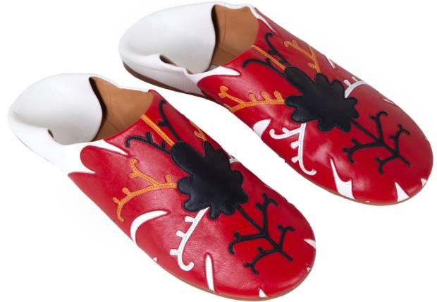 Vita Kin slippers, $745