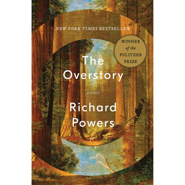 The Overstory by Richard Powers, recommended by Jessica McCormack