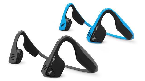 AfterShokz Trekz Titanium headphones, about £110
