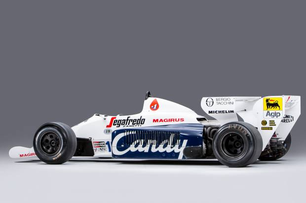 Ayrton Senna's Toleman racing car, €750,000-€1m