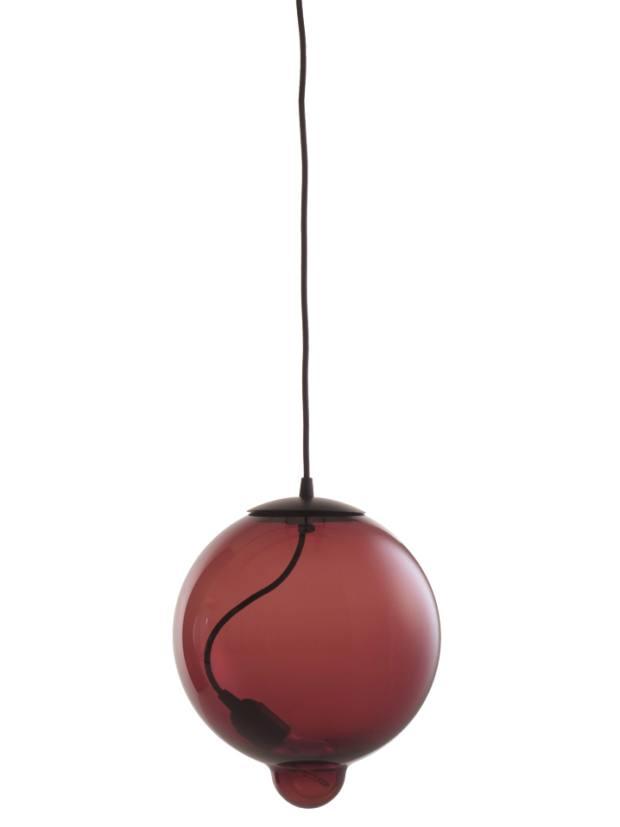 Cappellini pendant Meltdown lamp, from £430, from aram.co.uk