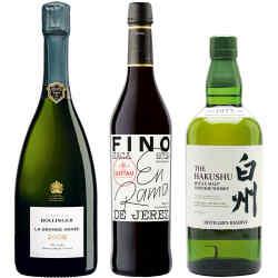Bodegas Lustau, Fino en Rama 2019 sherry, £17.50