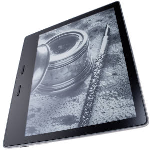 Kindle Oasis, from £230