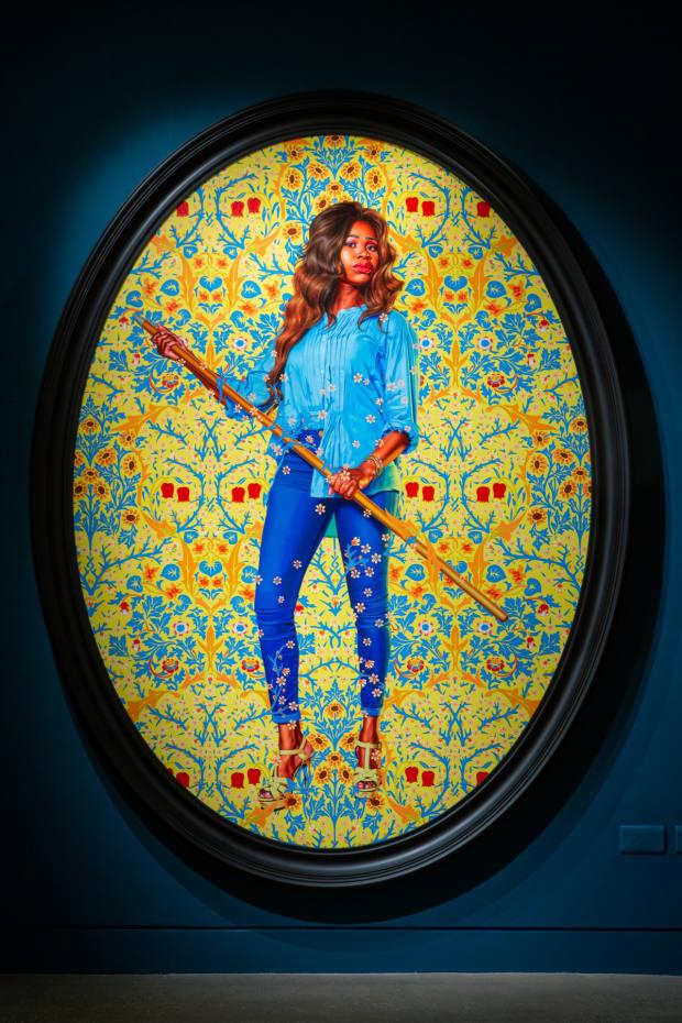 Portrait of Dorinda Essah