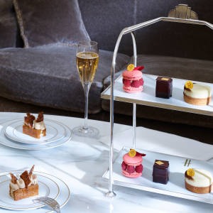 "The afternoon tea created by the ""Picasso of pâtisserie"" Pierre Hermé"