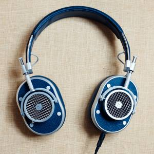 Alexander Gilkes' Master & Dynamic MH40 over-ear headphones