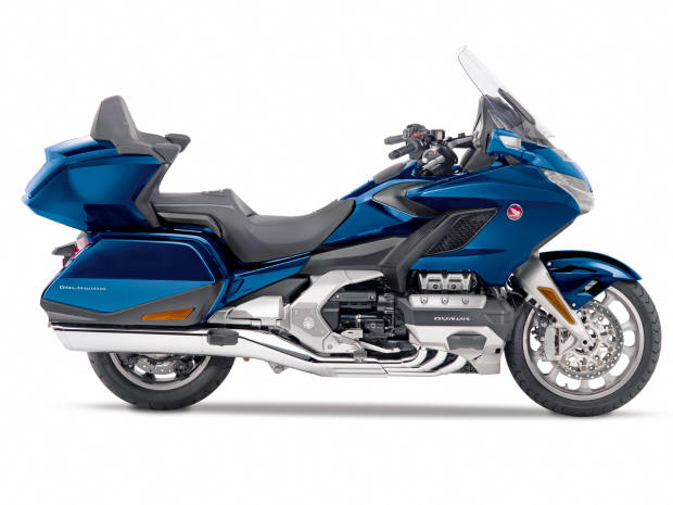 Honda GL1800 Gold Wing, from £22,299