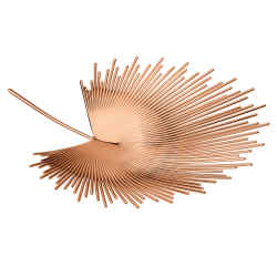 Nika Zupanc for Ghidini 1961 brass and rose gold Florida bowl, €372