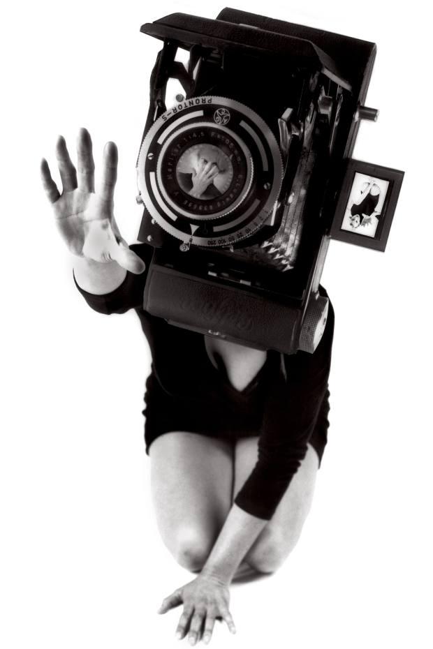 Reach from Lynn Hershman Leeson's Phantom Limb photographic series, $45,000