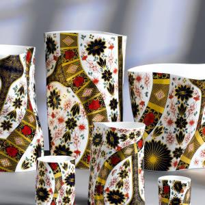 Ken Eastman Imari vases, £180-£995.