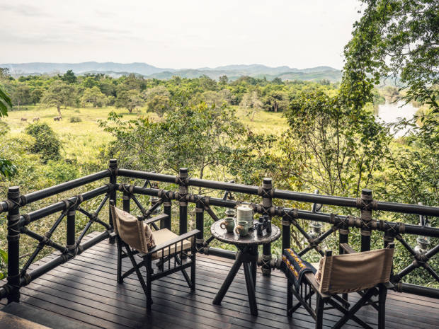 The Four Seasons Tented Camp Golden Triangle