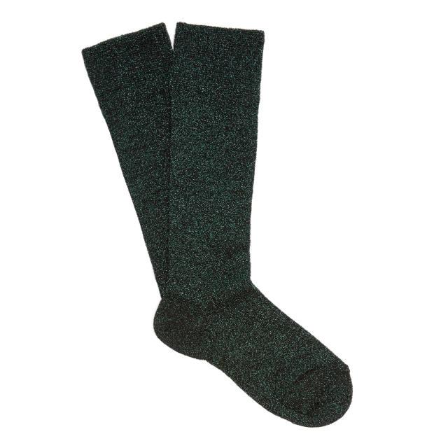 Isabel Marant Lurex Mileya socks, £45