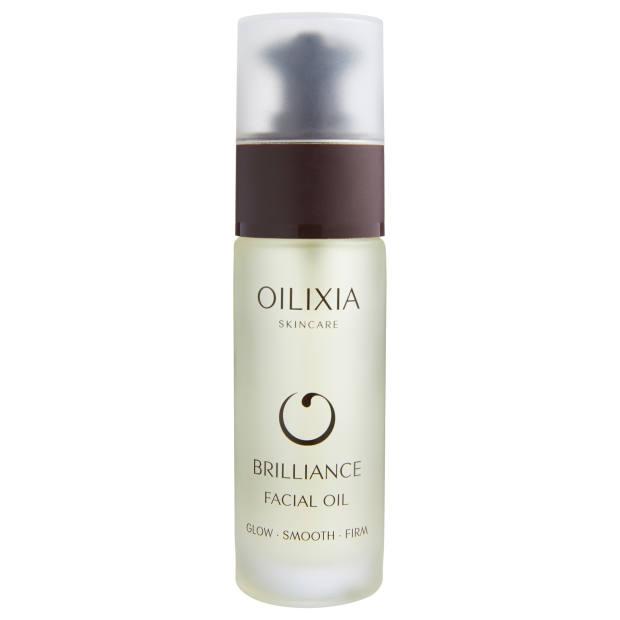 Oilixia Skincare Brilliance facial oil, £37 for 30ml