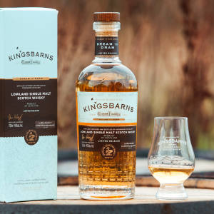 "Kingsbarns' new ""Dream to Dram"" whisky is priced £44.95 for a 70cl bottle"