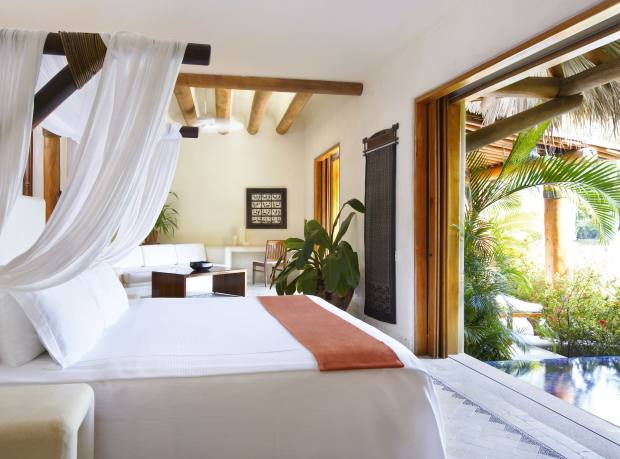 Lagoon Suite at The Tides Zihuatanejo.