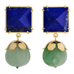 Flower Bomb Earrings, £3,600
