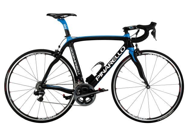 Pinarello Dogma 60.1 road bike, from £6,500.