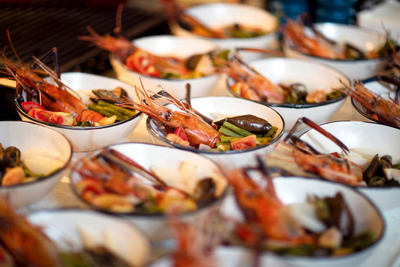 Silversea's new SALT gastronomic adventure will launch in Trieste aboard Silver Moon inAugust next year