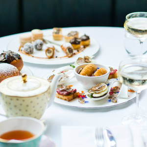 The Hari's contemporary Il Pampero Italian restaurant will serve a truffle afternoon tea for one month only, from August 16, priced at £65 per person