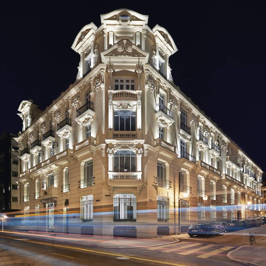 The Urso hotel in Madrid