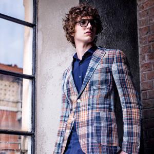 The Gigi linen/cotton/silk jacket, £545