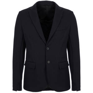 Emporio Armani stretch-nylon blazer in navy, from £380