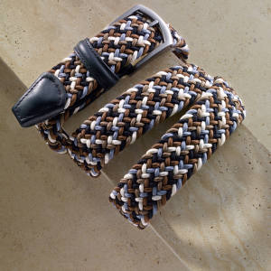 Anderson's woven belt, £85