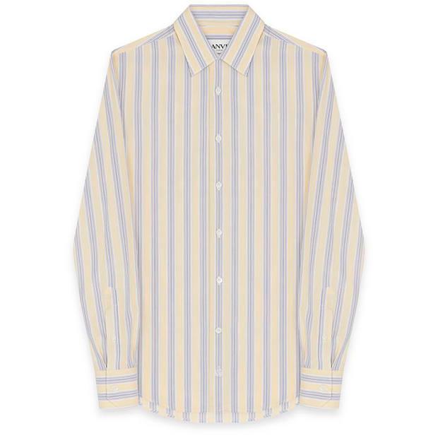 Lanvin shirt, £360