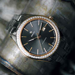 Rado ceramic HyperChrome Automatic with diamonds, £5,200