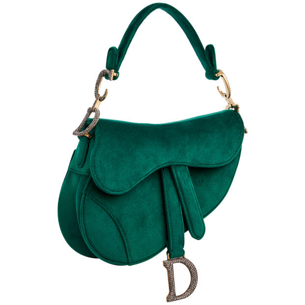 Dior saddle bag, £2,300