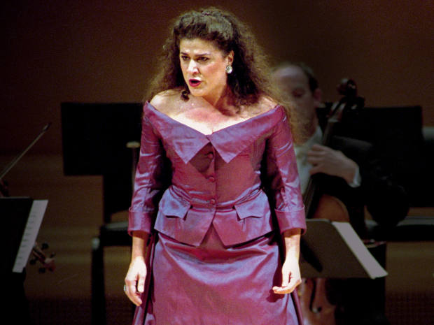 Cecilia Bartoli has also performed for the foundation