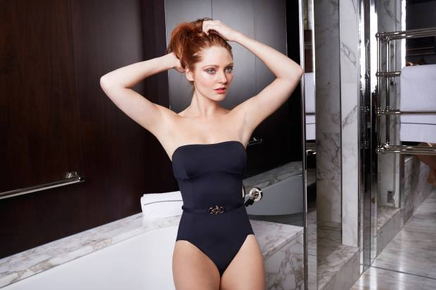 Foxtrot swimsuit, £255