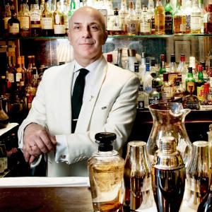 Dukes' Oddjob Martini