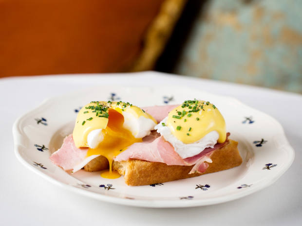 Harry's Bar James Street's eggs Benedict, £8.95