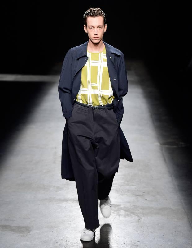 E Tautz cotton Field trousers, £230