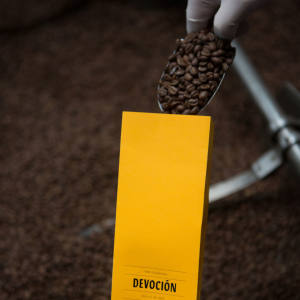 Colombia's Devoción coffee is sought-after by Michelin-starred chefs