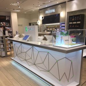 DNAFit is popping up for six months in the beauty area of Selfridges