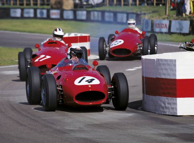 Goodwood Revival in 1998