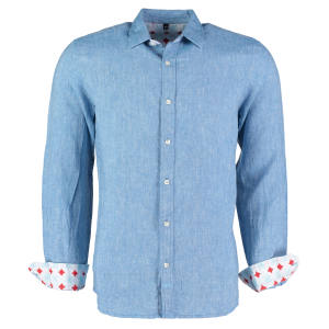 Tobias Clothing linen shirt, £64