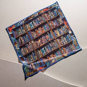 Yinka Shonibare pocket square, £40