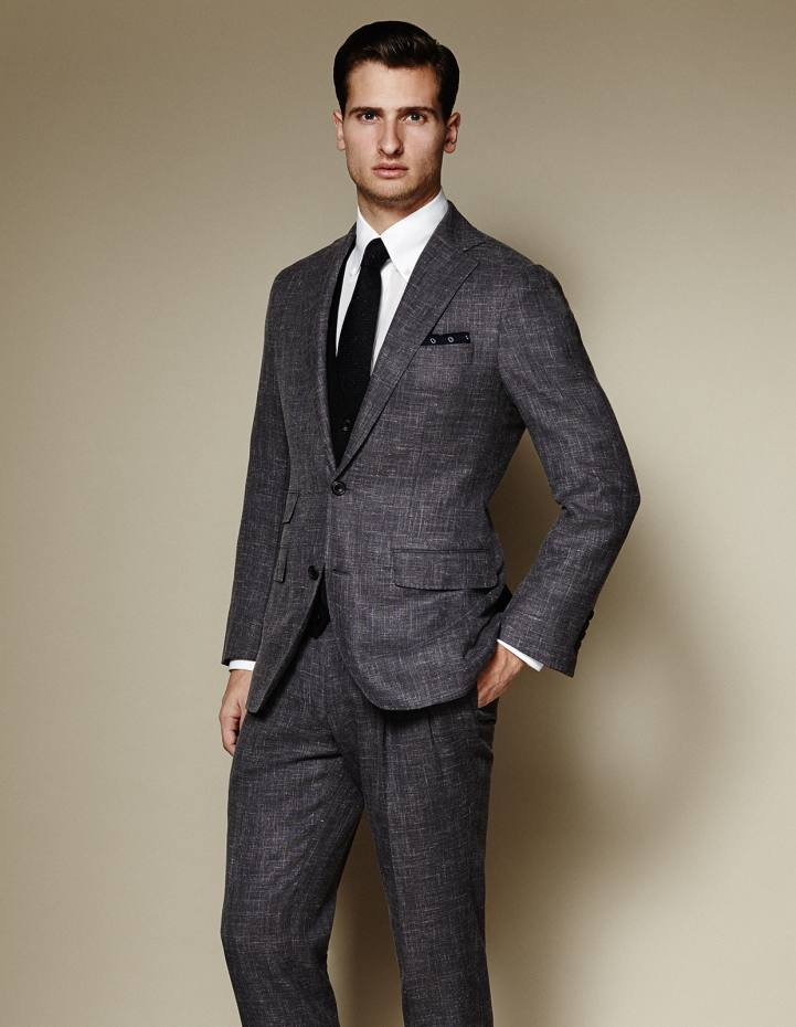c6da2e9a363 The new textured jackets and trousers