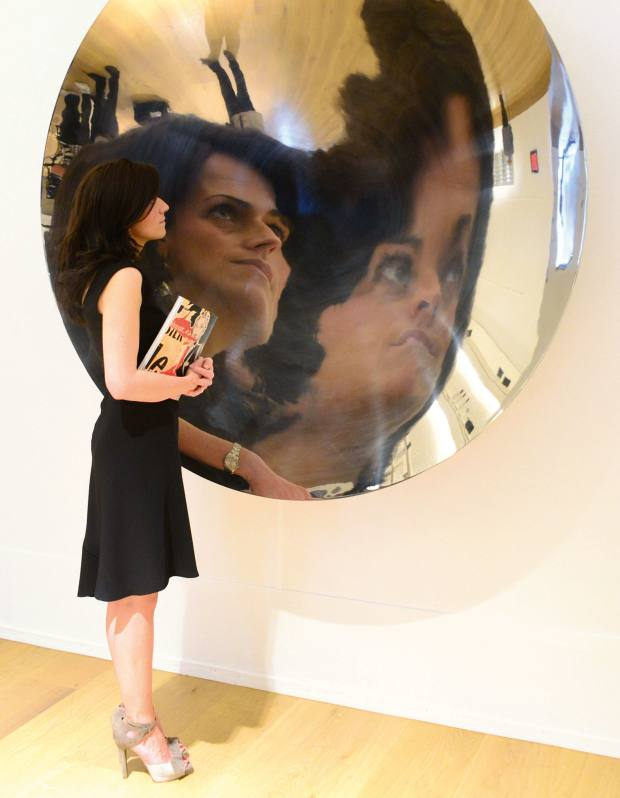 Stainless-steel Untitled by Anish Kapoor, sold at Bonhams for £626,500