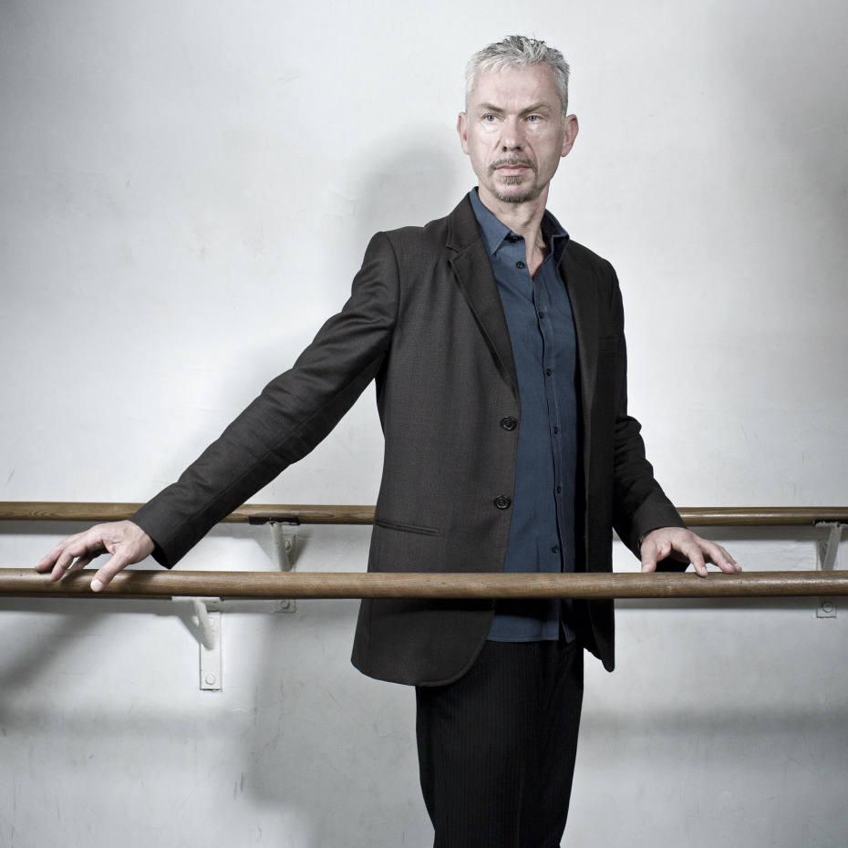 Nicolas Roche at the Centre de Danse du Marais