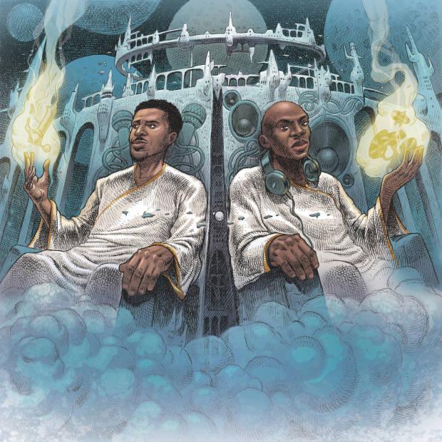Gods in the Spirit, Titans in the Flesh by Blu & Nottz, Archibong's music pick