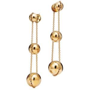 Tiffany & Co gold City HardWear earrings, £2,325