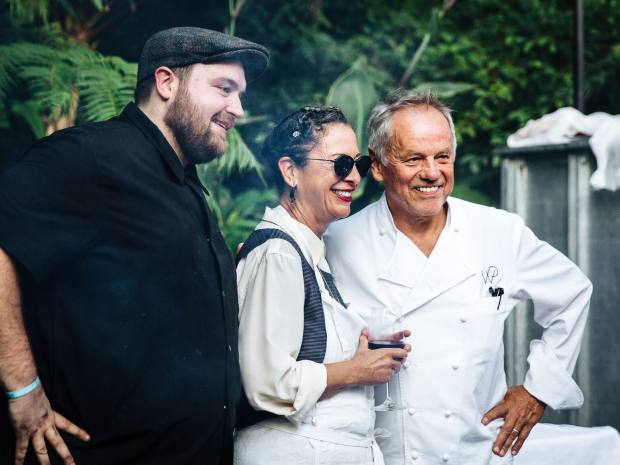 Chefs Ryan DeNicola, Nancy Silverton and Wolfgang Puck are taking part