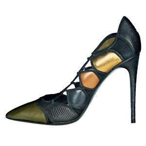 Salvatore Ferragamo Felisia shoes, £695. Also in other colourway